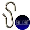 101 Hook - Nickel Plated Steel
