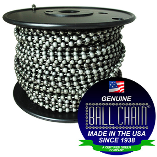 #3 Dungeon Ball Chain Spool, #3 Dungeon Bead Chain Spool
