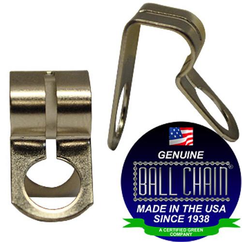 #10 Nickel Plated Steel D Couplings