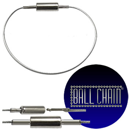 Stainless Steel Wire Fastener - 6 Inch Length / 1.5mm Diameter