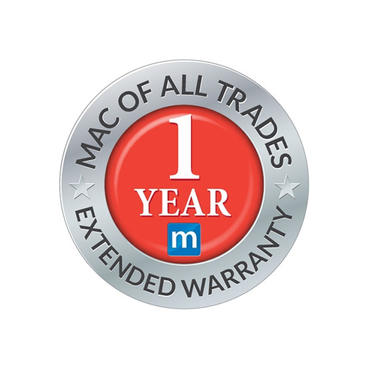 1 Year Extended Warranty Mac Of All Trades