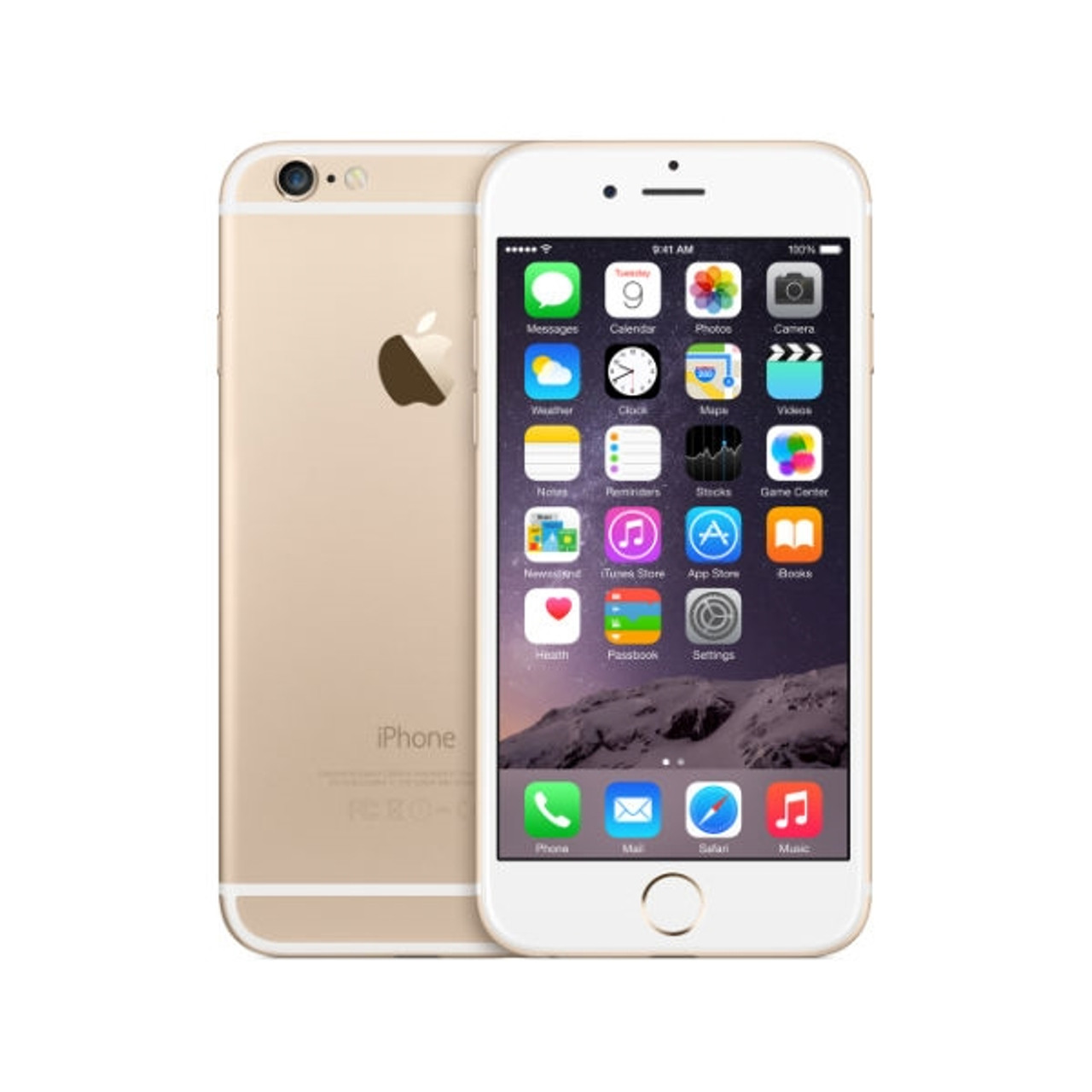 Apple iPhone 6 (Unlocked) 64GB - Gold MG5D2LL A  8eefe68e204