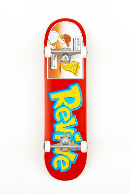 Doug Des Autels Battle - Complete Skateboard