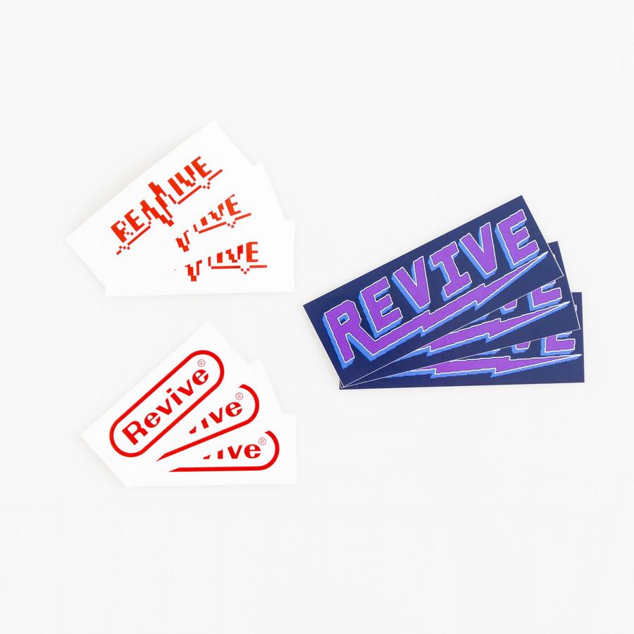 Sticker Pack - 8-Bit