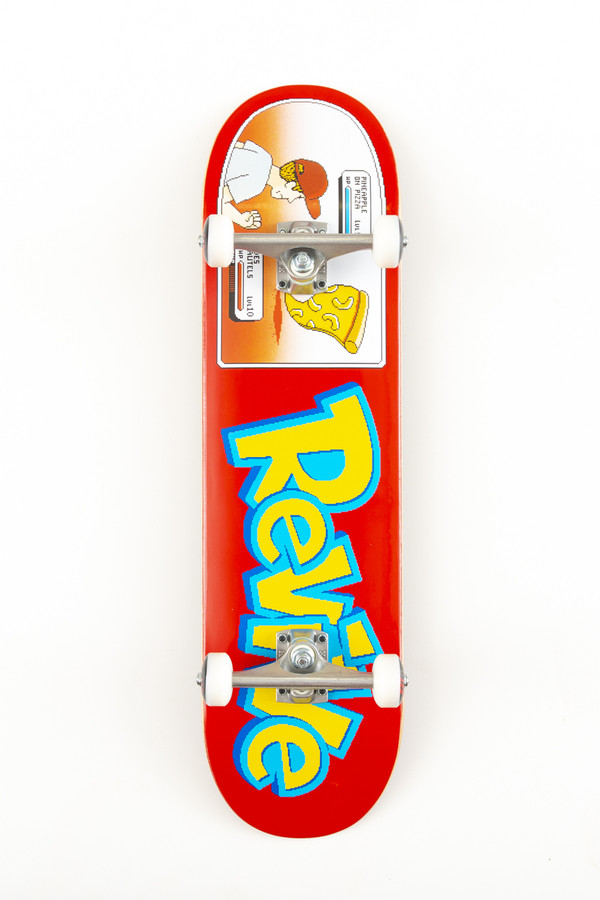 Doug Des Autels Battle - Complete Skateboard