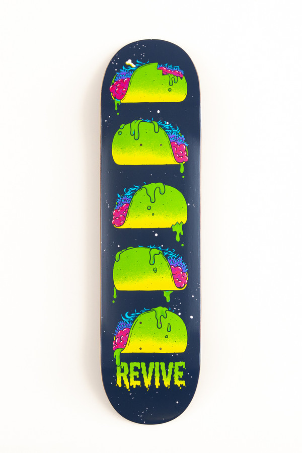 Zombie Taco - Deck