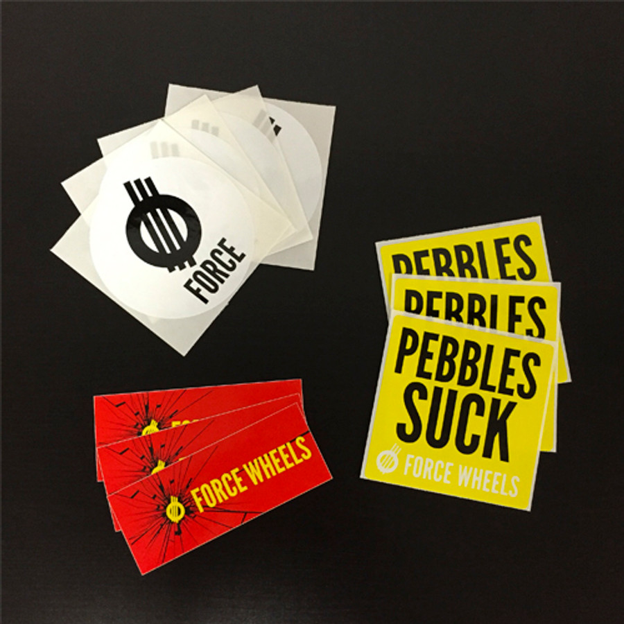 Sticker Pack - Duo