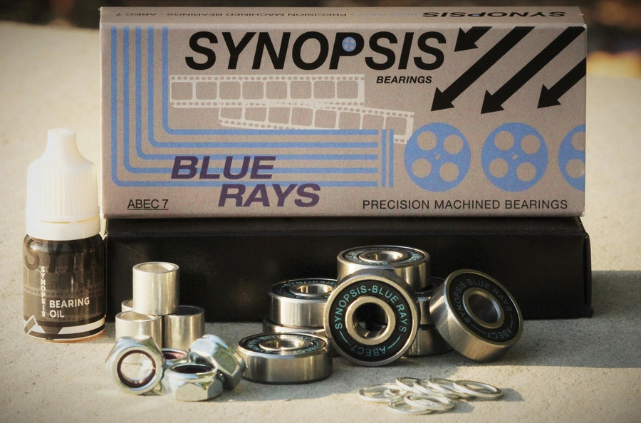 Synopsis BLUE RAYS - ABEC 7