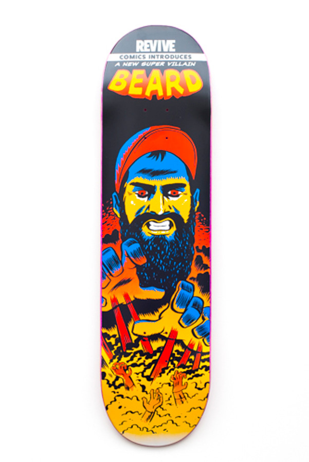 The Beard - Deck