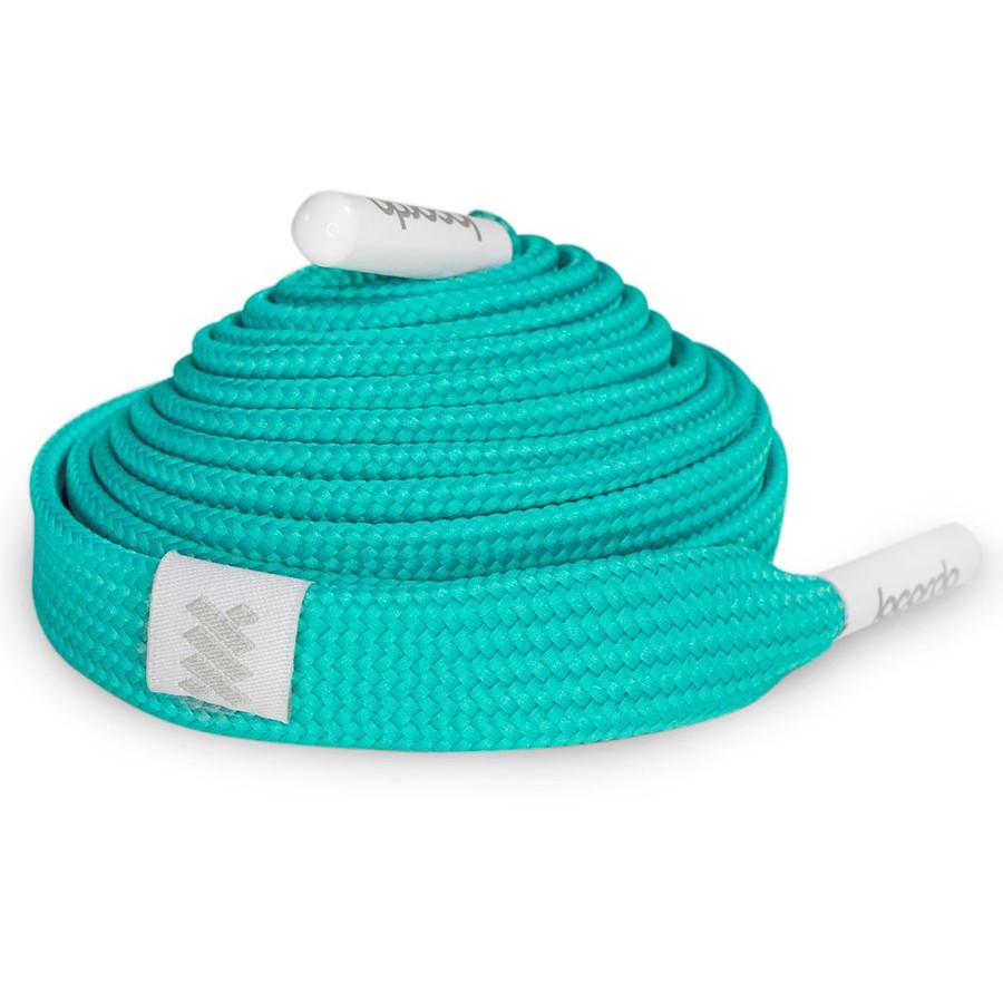 Lacorda - OG Teal Shoelace Belt