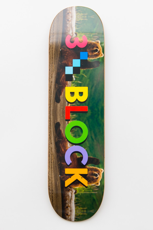 Hi Bear - Deck