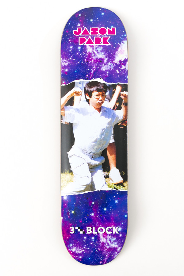Jason Park Space Cadet - Deck