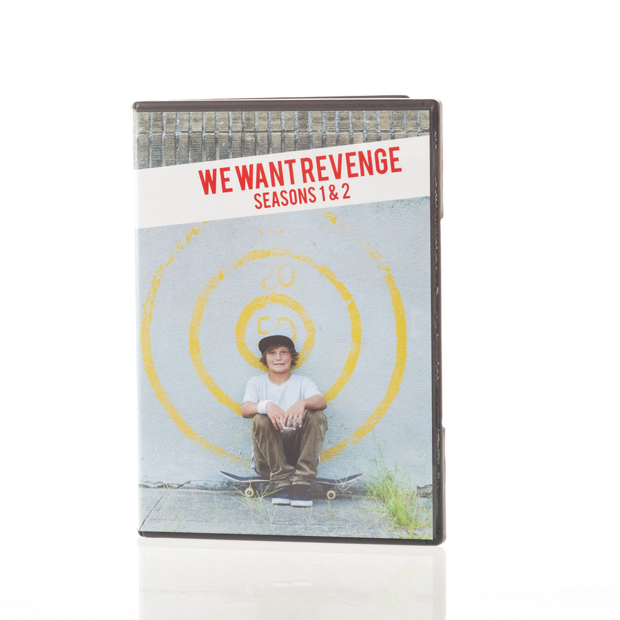 We Want Revenge Seasons 1&2 - DVD