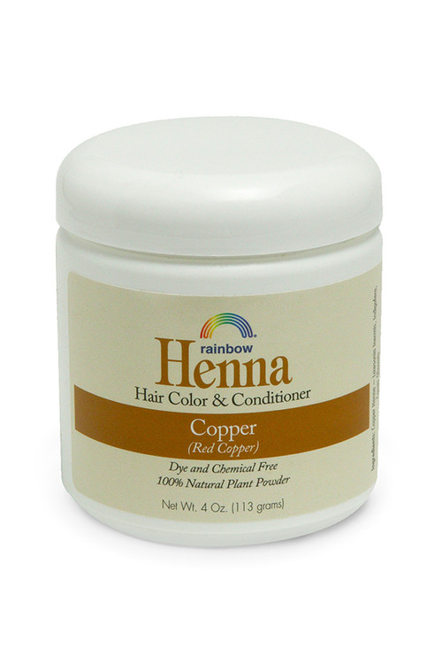 Henna Copper 4oz,17oz,34oz.