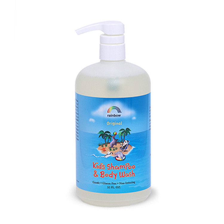 Kids Shampoo & Body Wash Original Scent 32oz