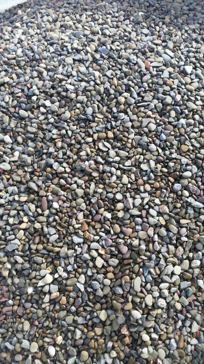 Bulk Bag Pea Gravel