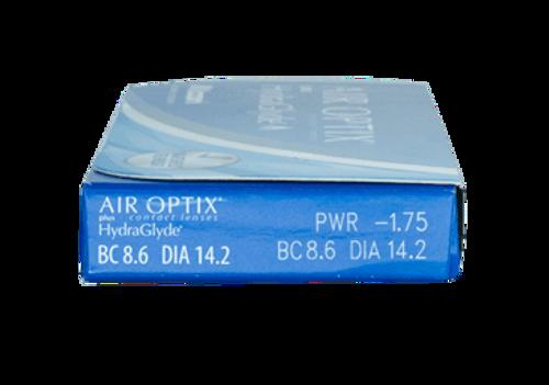 Air Optix Plus Hydraglyde 3 Pack