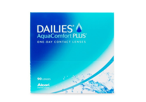 DAILIES AquaComfort Plus 90 Pack