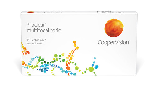 Proclear Multifocal Toric (Monthly) 6 Pack