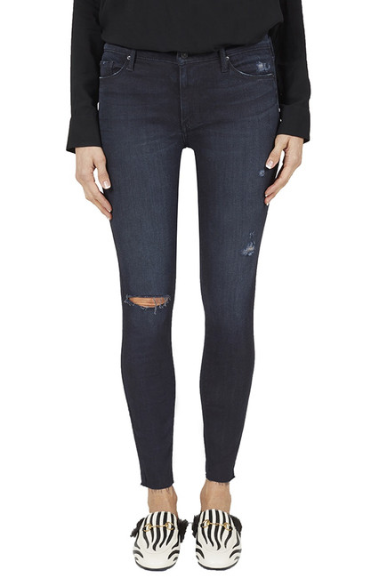 Noah Ankle Fray Jeans