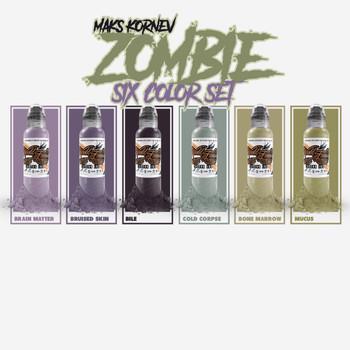 Maks Kornev Zombie Set  6