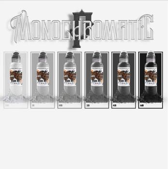 poch's Monochromatic set