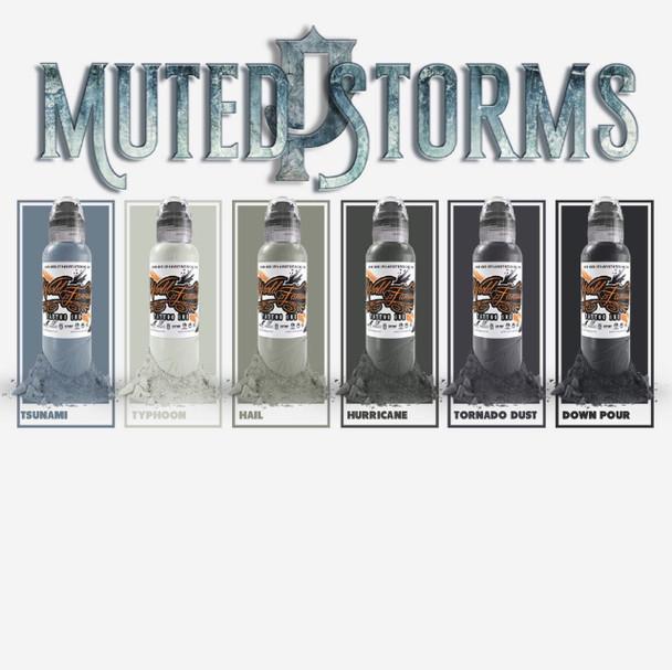 poch's Muted Storm set