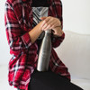 N&S Stainless Steel Water Bottle
