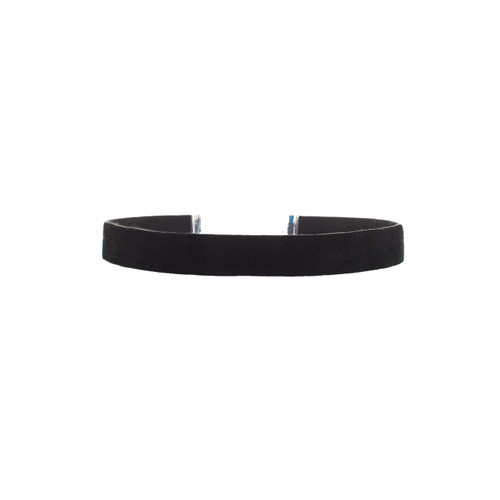 Black Suede Leather Choker