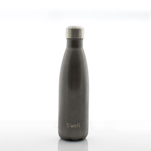 N&S Stainless Steel Water Bottle  17 oz
