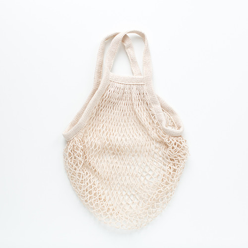 Net Market Tote  Made from 100% cotton