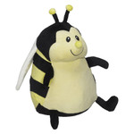 Personalised Message Bear - Bumble Bee Embroider Buddy