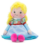 Personalised Doll - Blond Hair