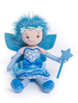 Personalised Doll - Blue Fairy