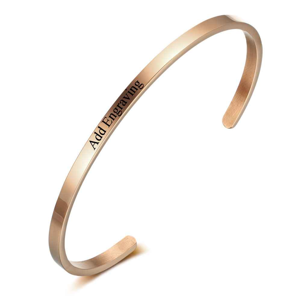 Personalised Custom Fashion Bracelet - arbdmdlem