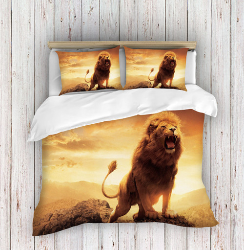 Image result for lion duvet cover