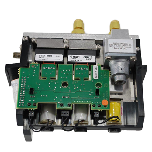 G1544-60500, Refurbished 6890 0-100 PSI Split/Splitless EPC Module, Exchange Required