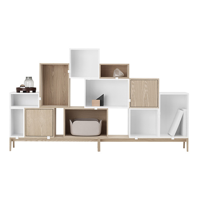 Muuto  |  Stacked Shelf System