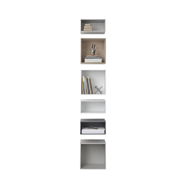 Muuto  |  Mini Stacked Shelf System