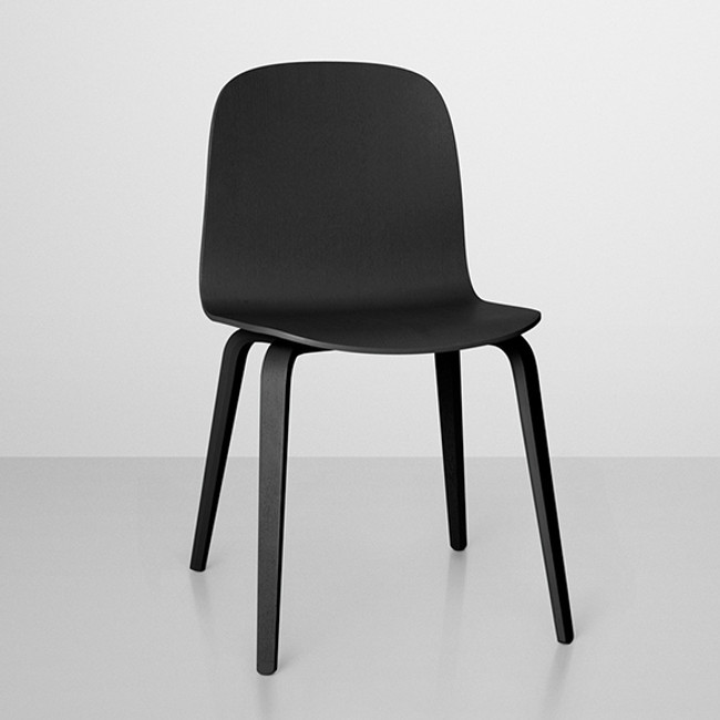 Muuto  |  Visu Chair Wood Base