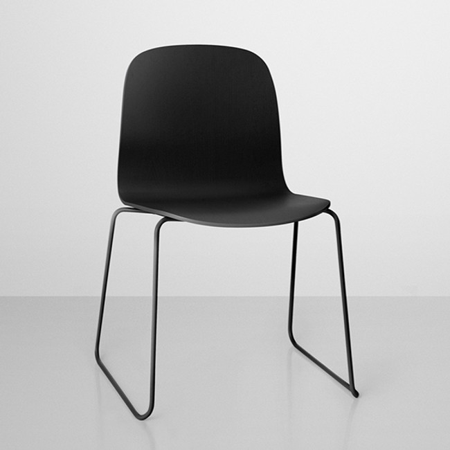 Muuto  |  Visu Chair Sled Base