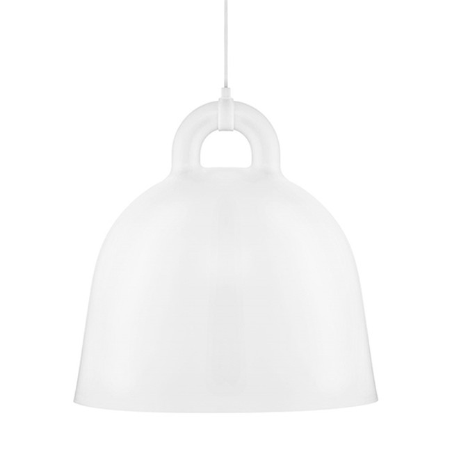 Normann Copenhagen  |  Bell Lamp White