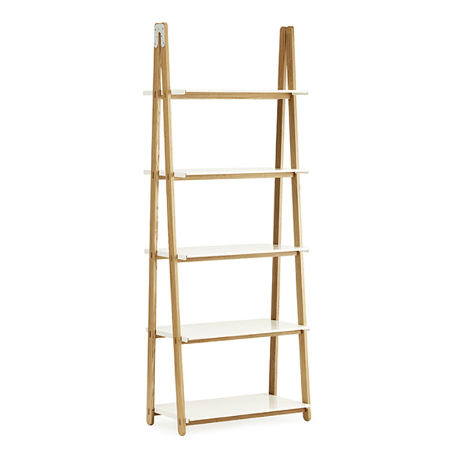 Normann Copenhagen  |  One Step Up Bookcase High