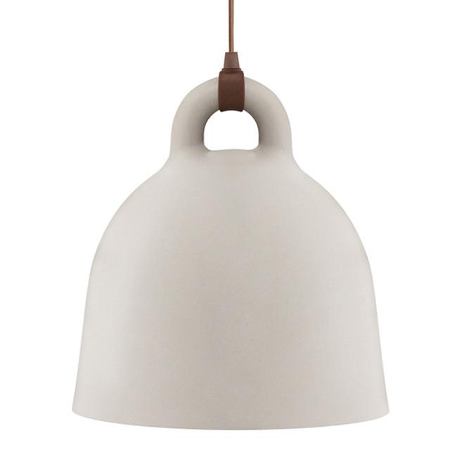 Normann Copenhagen  |  Bell Lamp Sand Large
