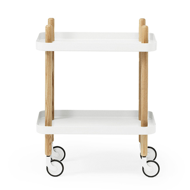 Normann Copenhagen  |  Block Table White