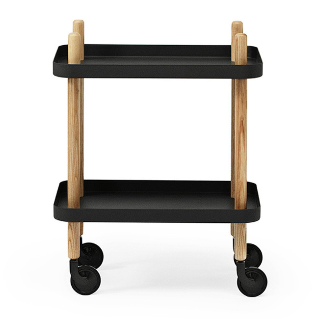 Normann Copenhagen  |  Block Table Black