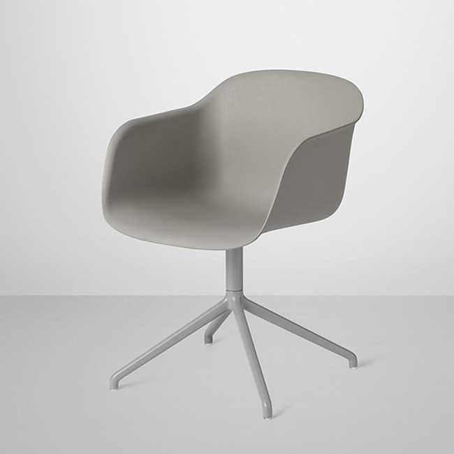 Muuto  |  Fiber Chair Swivel Base
