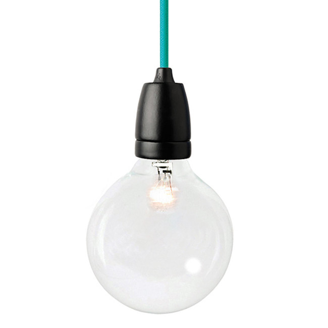 NUD Collection  |  Cord & Socket With Oversized Bulb, Combination Set