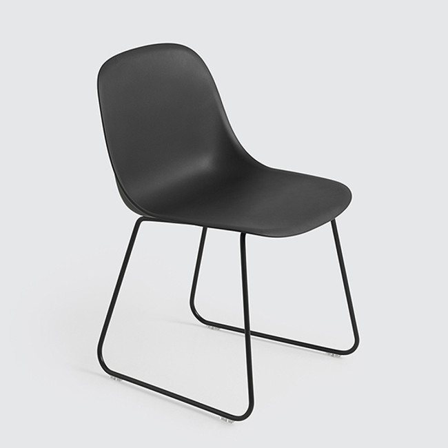 Muuto  |  Fiber Side Chair Sled Base