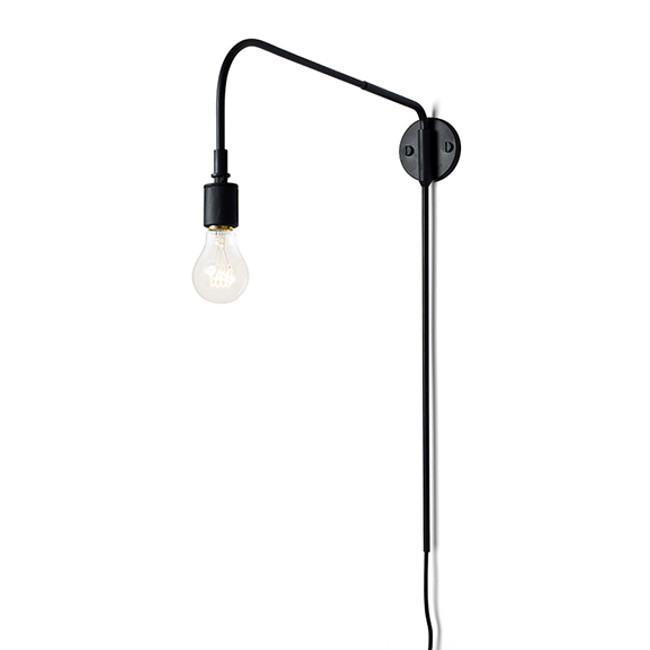 Menu  |  Warren Lamp Black